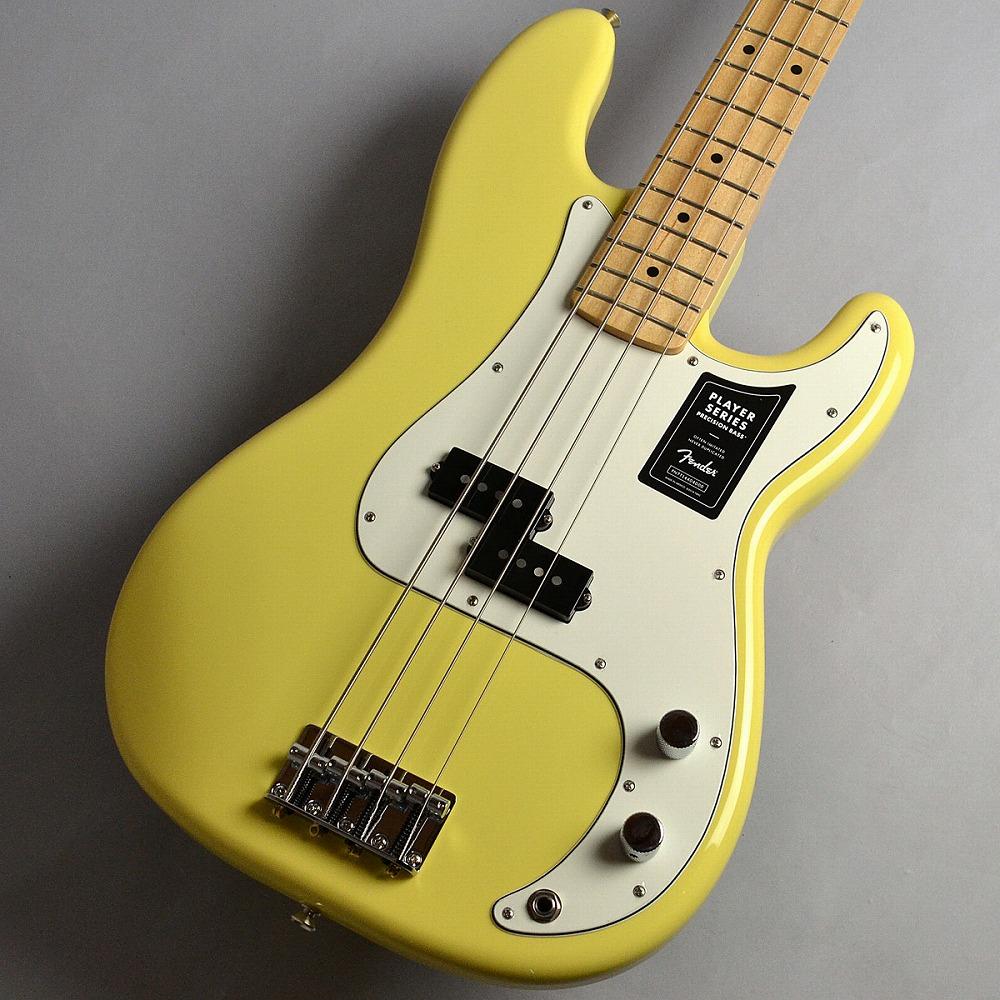 Fender Player Precision Bass/Buttercream エレキベース 【フェンダー】【新宿PePe店】