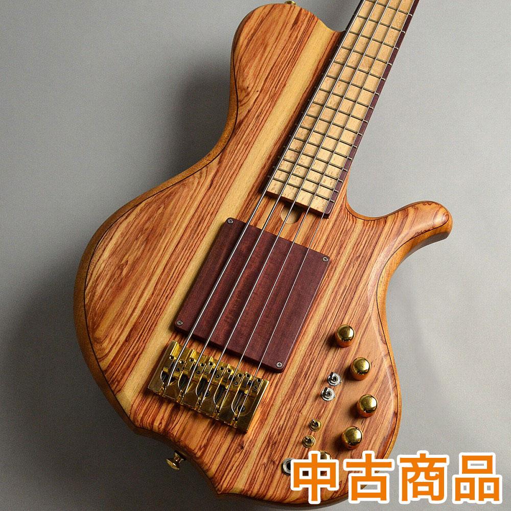 CB Bass Single Cut B Type 5st 32inch エレキベース(5弦) 【シービーベース】【新宿PePe店】【海外買付商品】