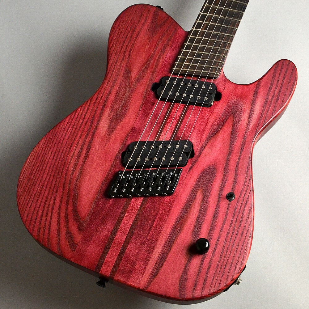 Strictly 7 Guitars ViperT Standard Plus7 HT/T/Blood Red Stain エレキギター 【ストリクトリー7ギターズ】【新宿PePe店】【限定特価】