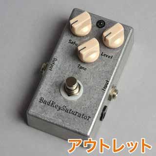 Saturator BadKey 【バッドキー】【新宿PePe店】【アウトレット】 Badkey コンパクトエフェクター