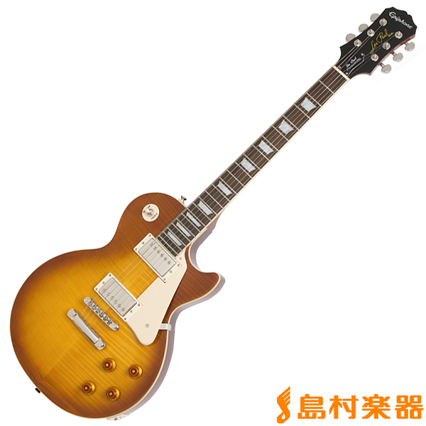Epiphone Limited Edition Les Paul Standard Plustop PRO Iced Tea レスポール スタンダード エレキギター 【エピフォン】
