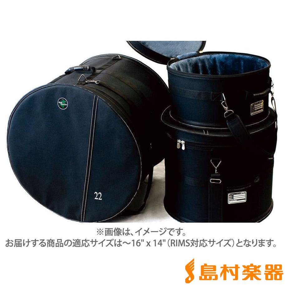Ellis Island EL-SHC16 ドラム用セミハードケース 【エリスアイランド】