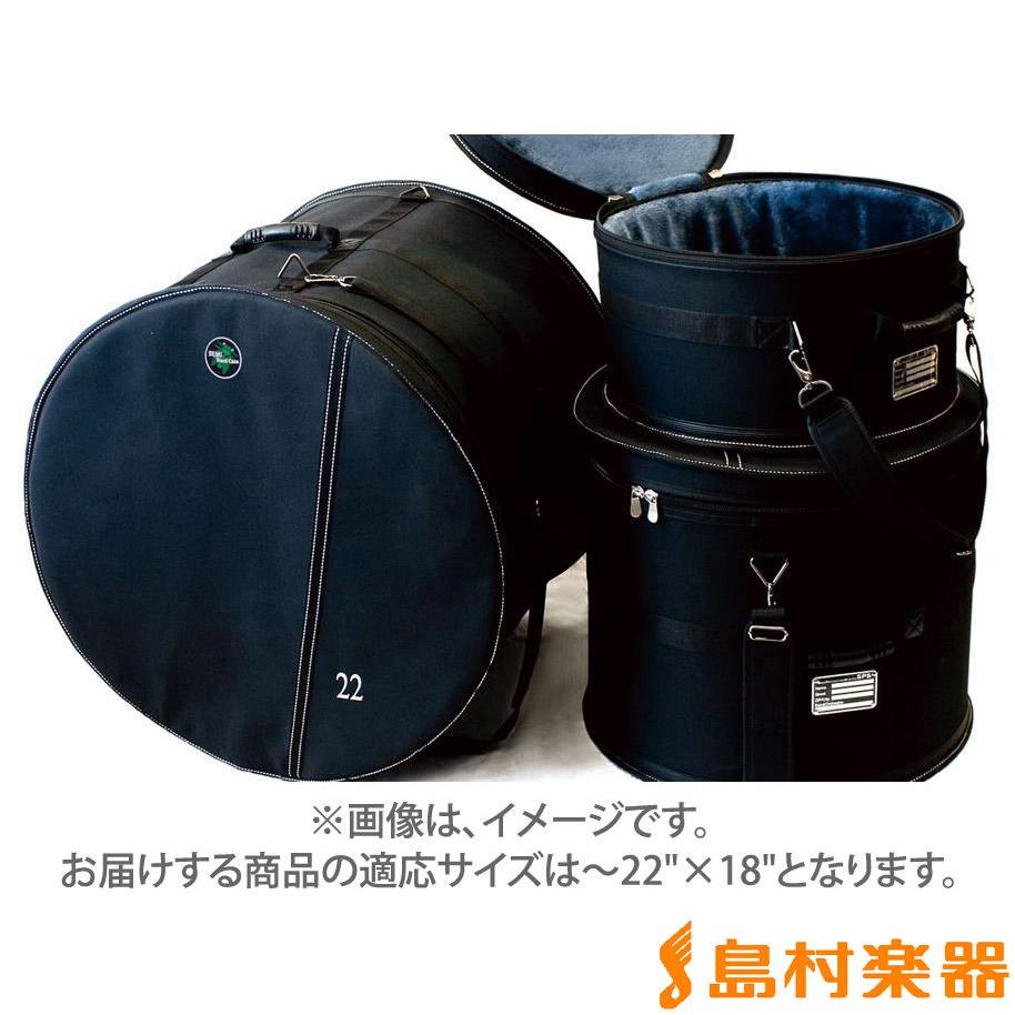 Ellis Island EL-SHC22B ドラム用セミハードケース 【エリスアイランド】