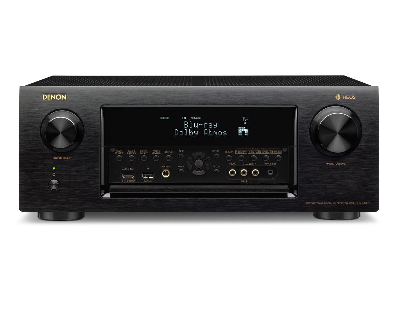 DENON AVR-X6300H-KAVサラウンドレシーバー