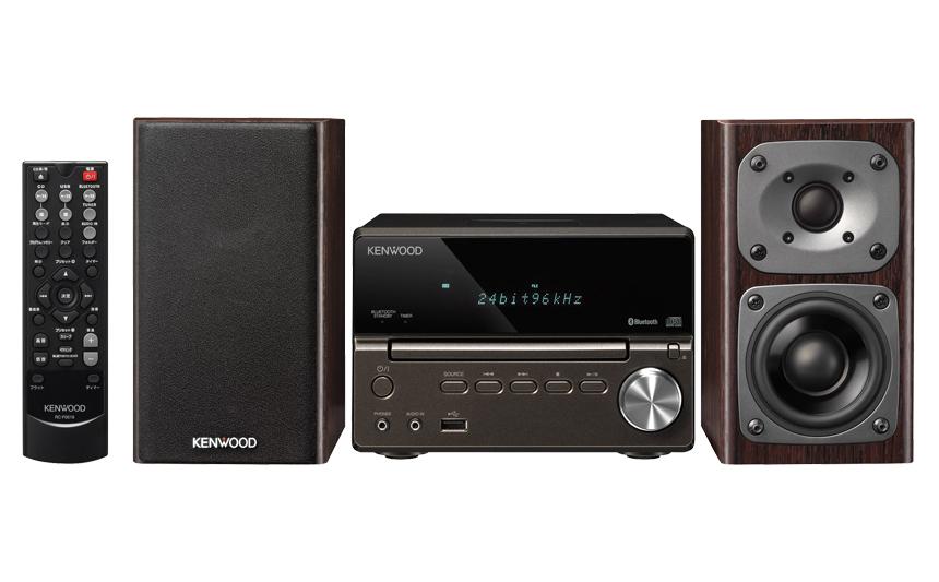 KENWOOD XK-330(B) 5台限り ハイレゾ対応 Bluetooth搭載 ワイドFM対応