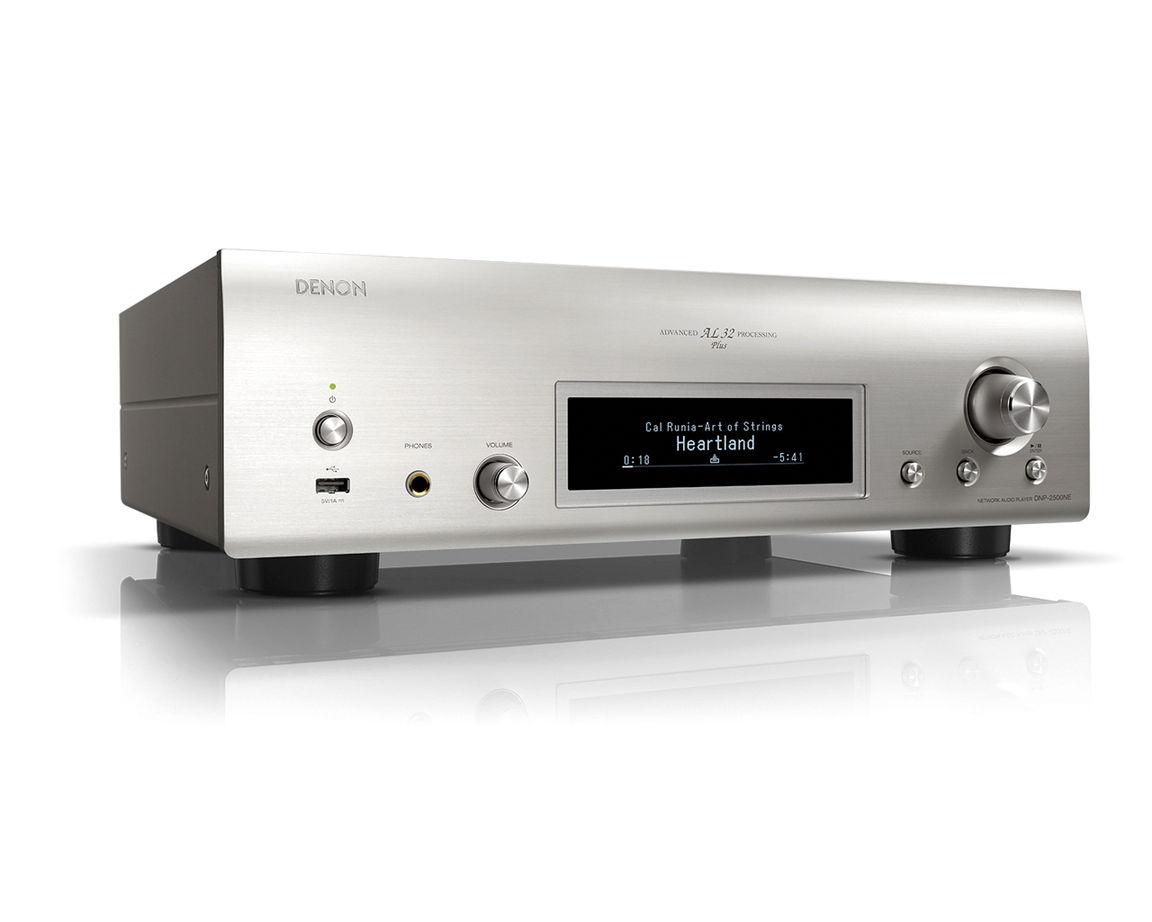 特売 予約 在庫限り CDプレーヤーではありません DENON ネットワークプレーヤー DNP-2500NE