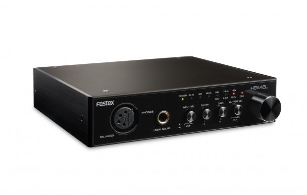 FOSTEX(フォステクス) HP-A4BL USB-DAC/ヘッドホンアンプ(バランス・ヘッドホン対応)