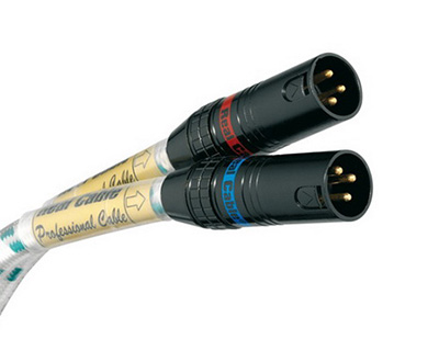 REAL CABLE XLR 12165/1.0m【お取り寄せ商品】