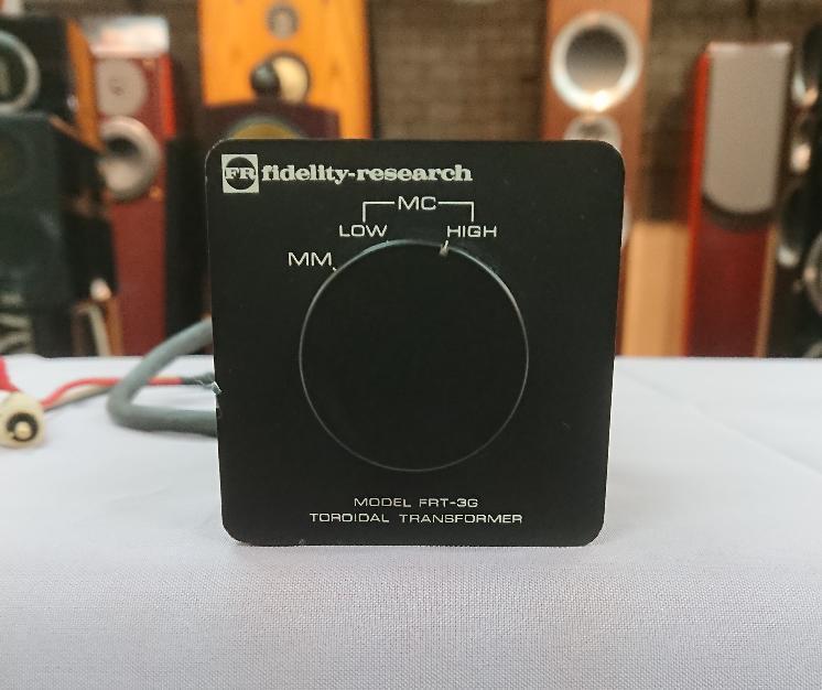 【中古品】Fidelity-Research FRT-3G