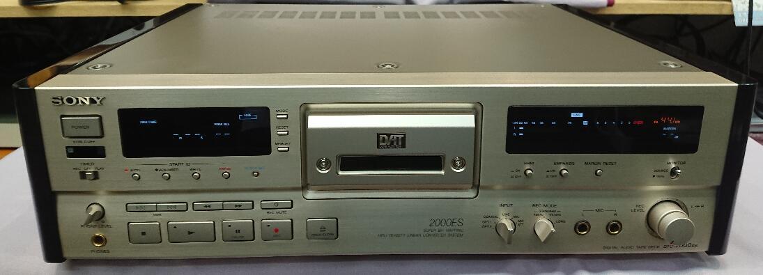 【中古品】SONY DTC-2000ES