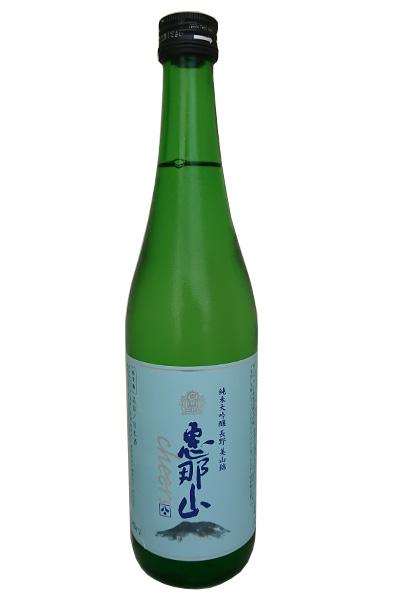 恵那山(えなさん) Cheers 純米大吟醸 長野美山錦 720ml<はざま酒造(株)>