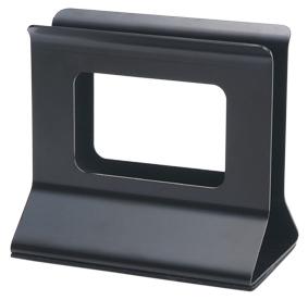 商売繁昌 テーブルをお洒落に演出 シンビ SHIMBI メニュースタンド SE-10N 贈物 ブラック 訳あり商品 メニューブックスタンド メニュー立て メニューブック立て 金属