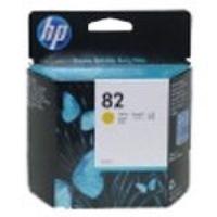 【HP】 インクカートリッジHP82 C4913A イエロー★お得な10個パック