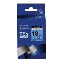 【ブラザー】 文字テープ TZe-541青に黒文字 18mm★お得な10個パック