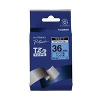 【ブラザー】 文字テープ TZe-561青に黒文字 36mm★お得な10個パック