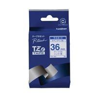 【ブラザー】 文字テープ TZe-263白に青文字 36mm★お得な10個パック