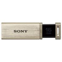 【SONY】 USBメモリー16GB ゴールドUSM16GQX N★お得な10個パック