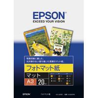 【エプソン】 フォトマット紙 KA320PM A3 20枚★お得な10個パック