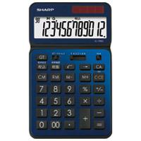 【シャープエレクトロニクスマーケティング】 カラー・デザイン電卓 EL-VN82-AX★お得な10個パック
