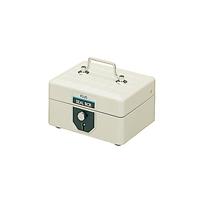 【プラス】 スチール印箱 SB-005 小 エルグレー ★お得な10個パック
