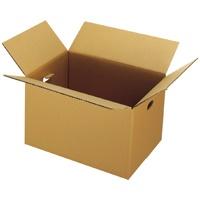 【ジョインテックス】 穴付ダンボール箱 大30枚 B176J-L-3 ★お得な10個パック