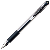 【三菱鉛筆】 ボールペン シグノ UM151.24 極細 黒 10本 ★お得な10個パック