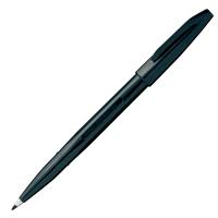 【ぺんてる】 サインペン S520A100 黒 100本 ★ポイント10倍★