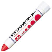 【サクラクレパス】 ソリッドマーカー中字 10本 SC-P#19 赤 ★お得な10個パック