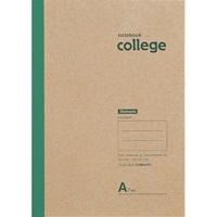 キョクトウ・アソシエイツ カレッジノート CL3A セミB5 普通罫10冊★お得な10個パック
