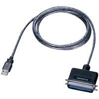 【エレコム】 USBプリンタケーブル UC-PGT ★お得な10個パック