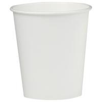 【ジョインテックス】 ホワイト紙カップ 7オンス2400個 N022J-7-P ★お得な10個パック