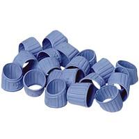 【プラス】 メクリッコ KM-402 M ブルー 箱入 5箱 ★お得な10個パック