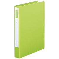 スマートバリュー リング式ファイル D030J-LG10 ライトG10冊★お得な10個パック