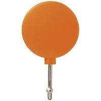 【ジョインテックス】 マグネットフックミニ可動3kg橙5個B345J-O5 ★お得な10個パック