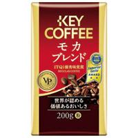 キーコーヒー ※VPモカブレンド 6袋★お得な10個パック