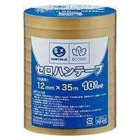 【ジョインテックス】 セロハンテープ12mm×35m300巻 B637J-300 ★ポイント5倍★