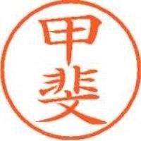 【シヤチハタ】 ネーム9既製 XL-9 0841 甲斐 ★お得な10個パック