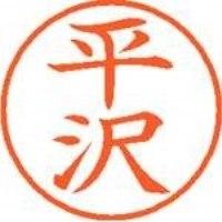 【シヤチハタ】 ネーム9既製 XL-9 1696 平沢 ★お得な10個パック