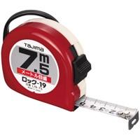 【TJMデザイン】 ロック式巻尺 L19-75BL 7.5m ★お得な10個パック