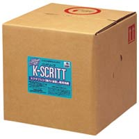 【熊野油脂】 K-スクリット ハンドソープ 詰替用 18L