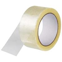 スマートバリュー 透明梱包用テープ中・重梱包用50巻 B690J-50★お得な10個パック