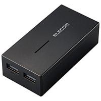 【エレコム】 モバイルバッテリーDE-M01L-6030BK ★お得な10個パック