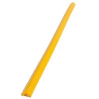 【カーボーイ】 安心クッション L字90cm 小 黄 2本組 ★お得な10個パック