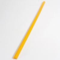 【カーボーイ】 安心クッション L字90cm 細 黄色 2本組 ★お得な10個パック