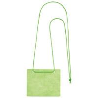 【ジョインテックス】 カラーイベント名札名刺500枚緑B361J-G-500 ★お得な10個パック