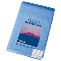 【WINGACE】 ブルーシート 厚手 BS-2736 ★お得な10個パック