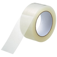 スマートバリュー 透明梱包用テープ48mm*100m*50巻 B385J-10★お得な10個パック