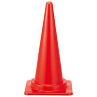 【ジョインテックス】 三角コーン 赤 25本 N163J-R-25