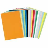 JANコード:4535449709048 北越コーポレーション やよいカラー 4ツ切 ねずみ 100枚 ★お得な10個パック