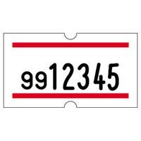 【サトー】 ラベル SP用 赤2本線 20巻 ★お得な10個パック